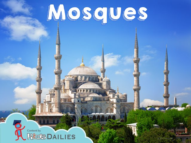 Mosques by Kids Dailies