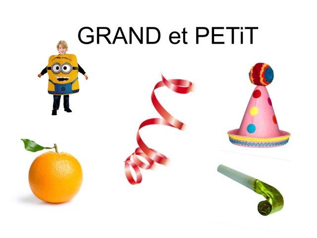 GRAND Et PETIT by Logo Escalpade