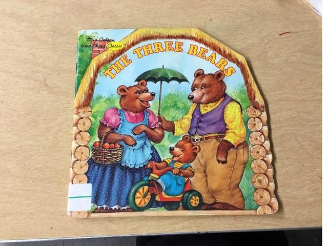 The Three Bears by Evie Dencklau