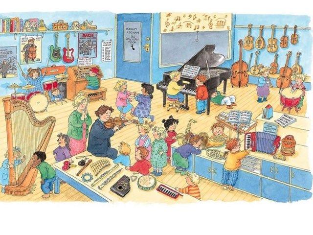 Sam Muziek Zinnen by Yvonne .