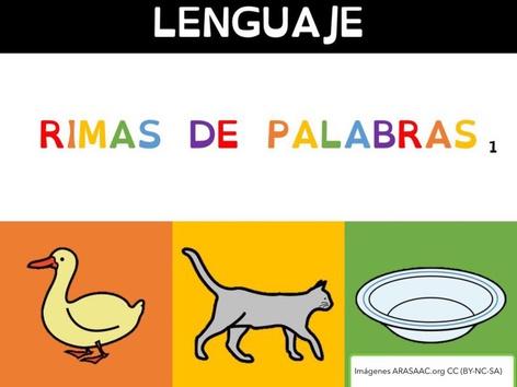 Rimas De Palabras 1 by Sergio Mesa Castellanos
