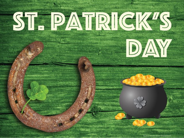 St. Patrick's Day  by Lauren Codling