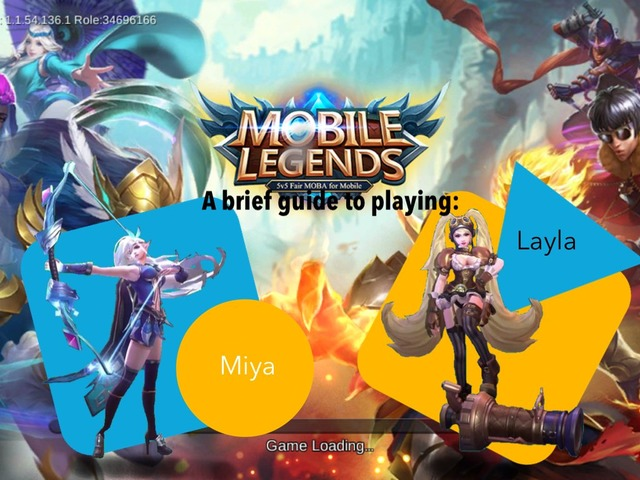 Layla and Miya — Tutorial by Dan Lemier