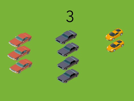 Tellen tot 6 by Juf Janne