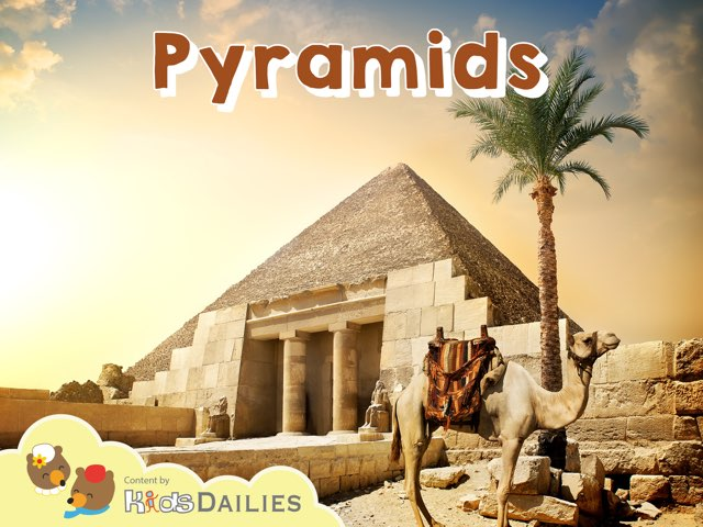 Pyramids by Kids Dailies