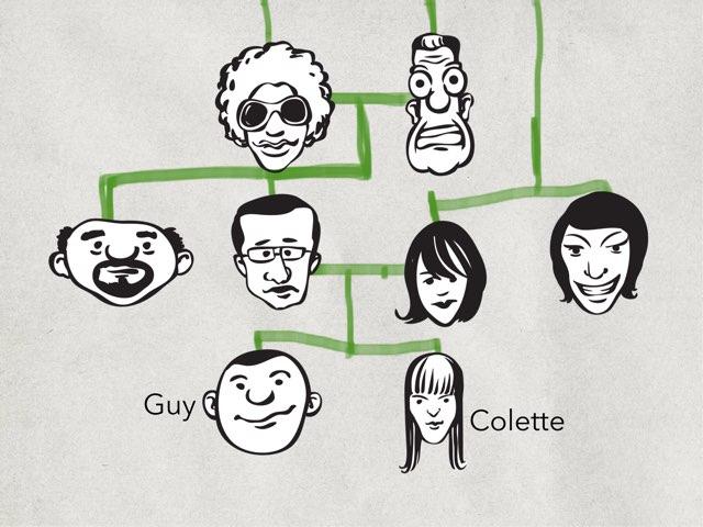 La Famille by Mlle Decker