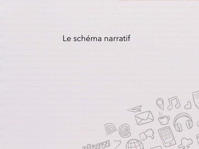 Le schéma narratif by Cédric Houbrechts