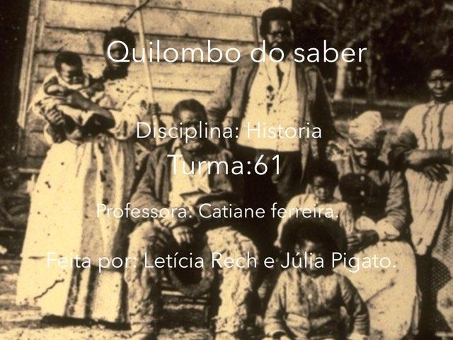 Júlia E Leticia by Rede Caminho do Saber