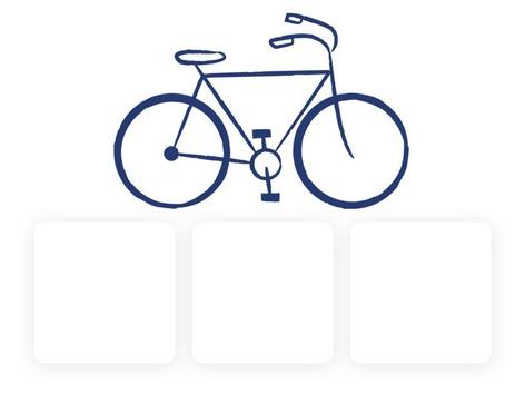 מגשימים בתנועה- אופניים by Anya Wolfson