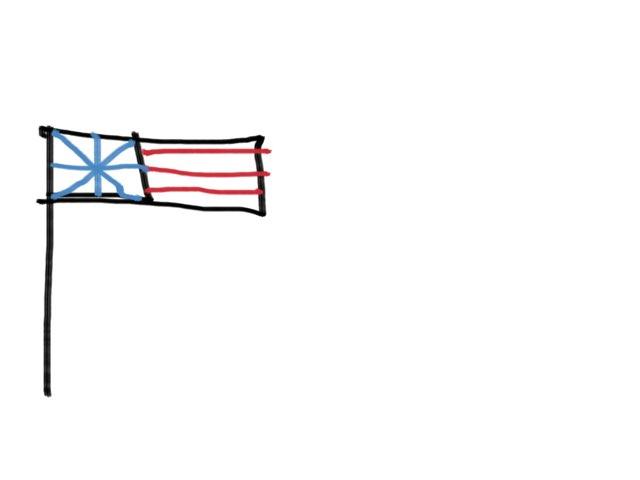 Us Symbols By Zachary by Hulstrom 1st Grade
