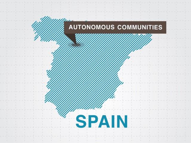 Spain (Autonomous Communities) by Elena Sánchez
