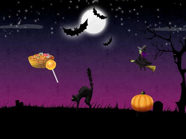 Halloween Puzzle by Fernanda Ferrari