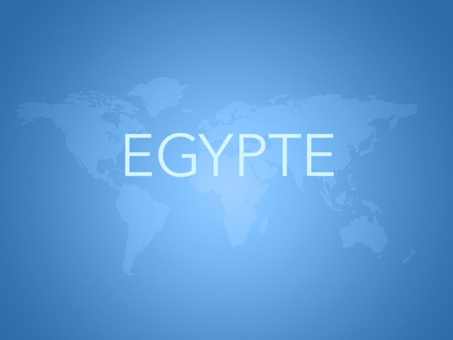 Egypte by Thalisa Deblaere