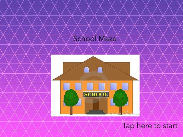 School Maze by 3JK iPad