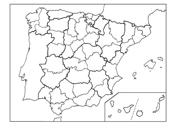 Provincias by Alejandra Morera Gonzalez