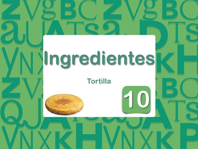Ingredientes tortilla de patatas by Elysia Edu