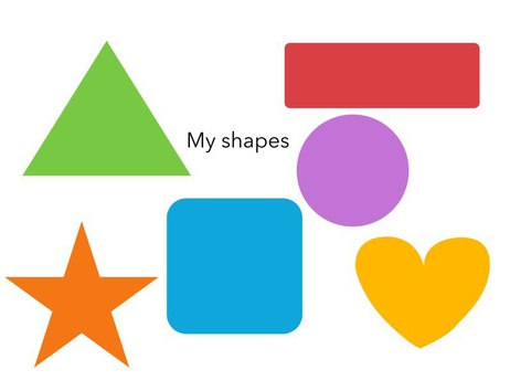 Shapes by Lady Mount
