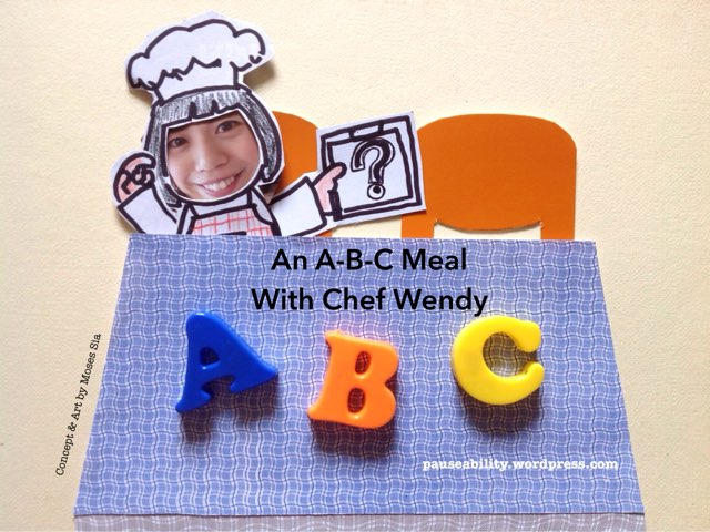 ABC meal by Moses Sia