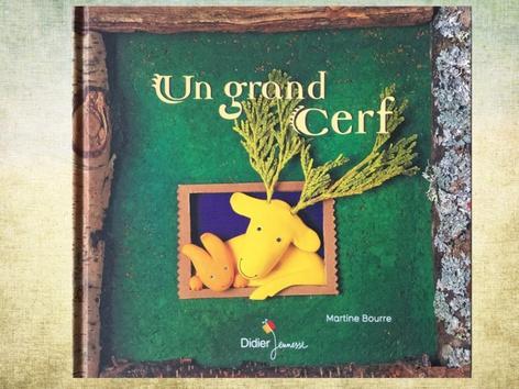 QTP 2020 / Un Grand Cerf by Veronique Blais