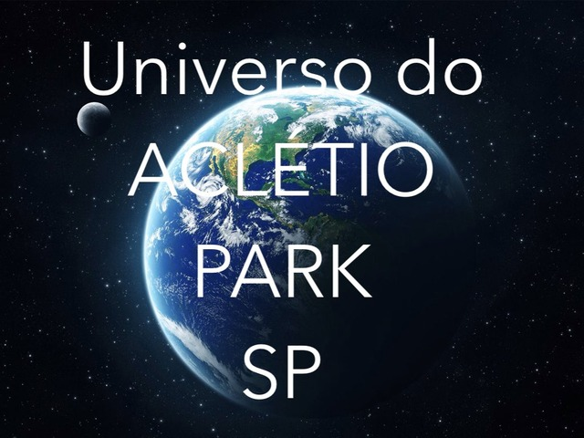 Universo do ACLÉTICO PARK SP by Eduardo Guimarães