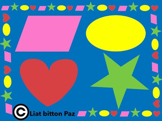 צורות  3 by Liat Bitton-paz
