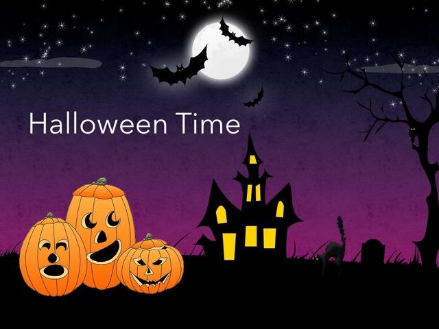 Halloween Time  by Carol Smith
