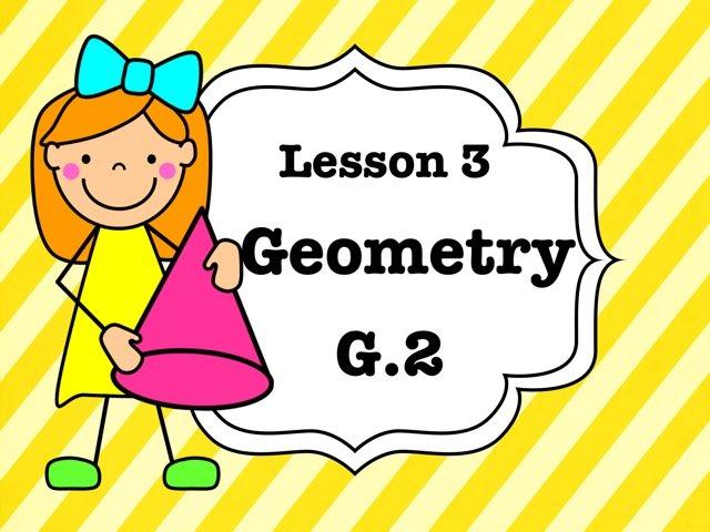 G1.2 Lesson 3 Of 6 by Jennifer