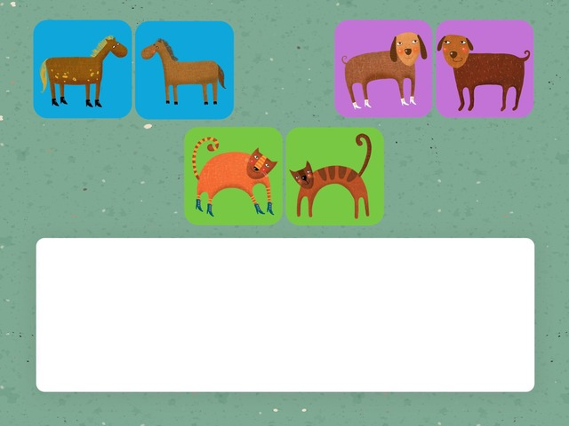 تعرف على  اسماء الحيوانات by Tiny Tap