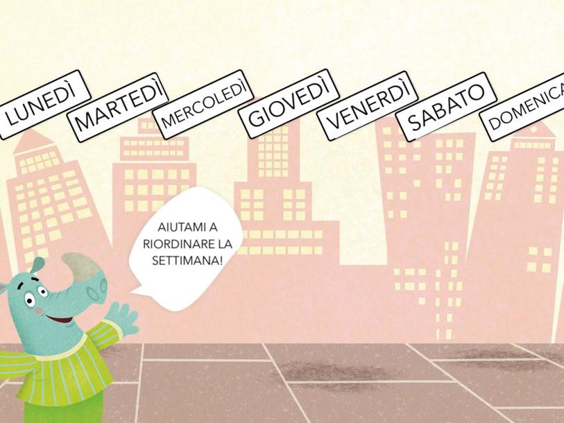 La Settimana  by Primaria Interattiva