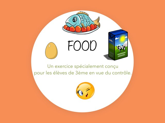 FOOD version Test by Laurence Micheletti