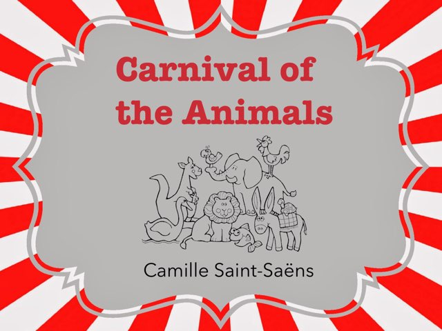 Carnival Of The Animals by A. DePasquale