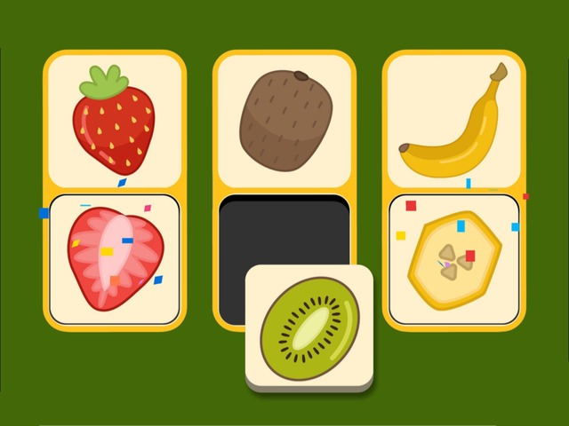 Fruits & Vegetables 2 by Tiny Tap