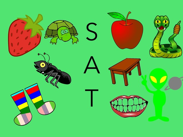 S A T Sounds by Sonia Landers