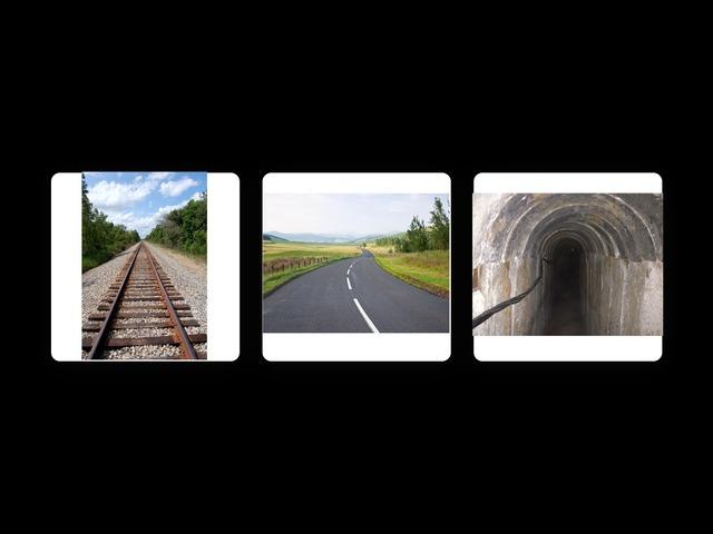 Railroad by Nicole Lombardi