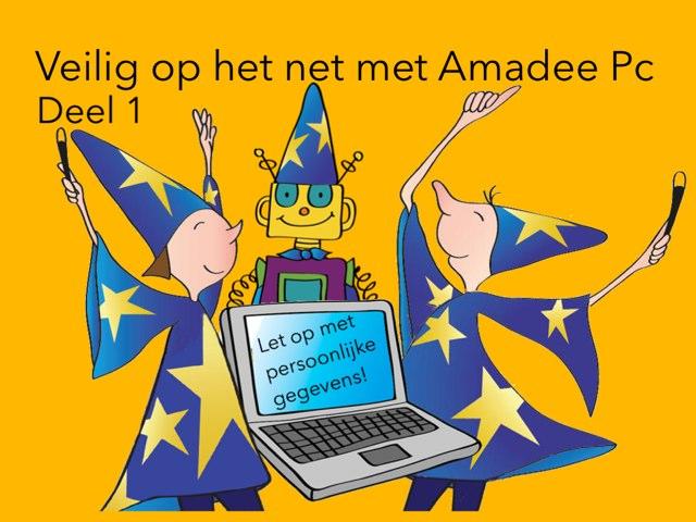 DEEL 1: Veilig Op Het Net - Mijn gegevens online by Ina van Utrecht