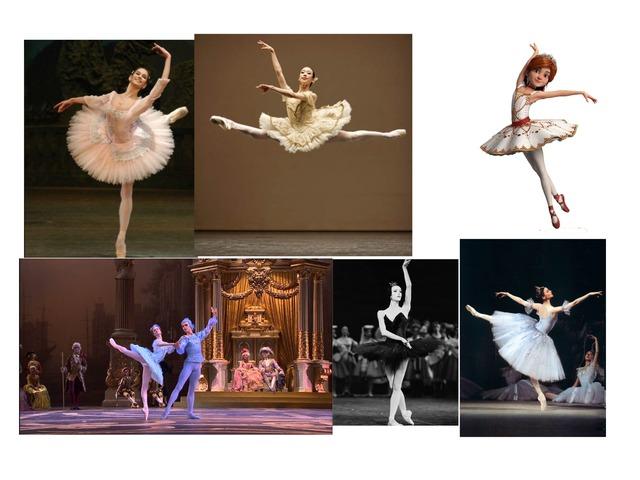 Danseuse  by Lin