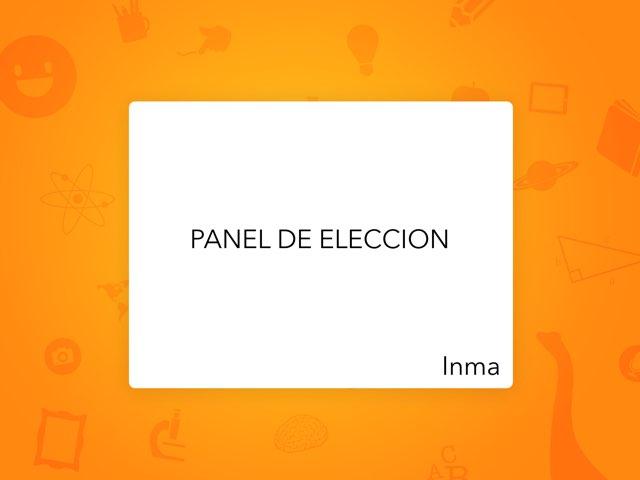 Pictos Elecciones by Zoila Masaveu