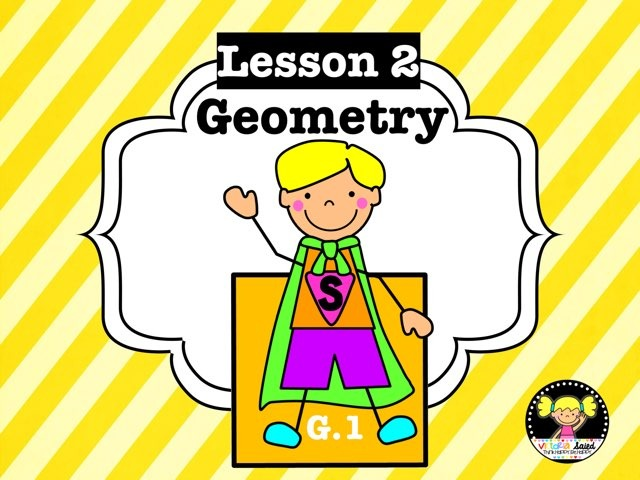 Geometry 1.1 Lesson 2 Of 6 by Jennifer