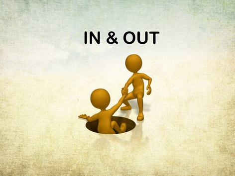 In And Out by Teresa Grimes