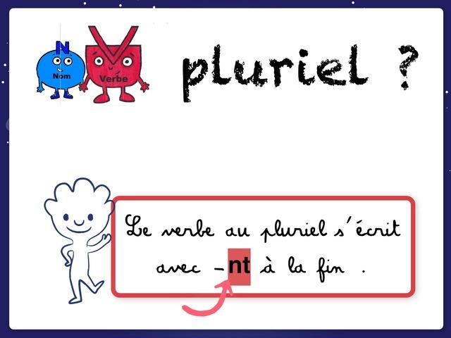 La Phrase Singulier Ou Pluriel  by Marie S