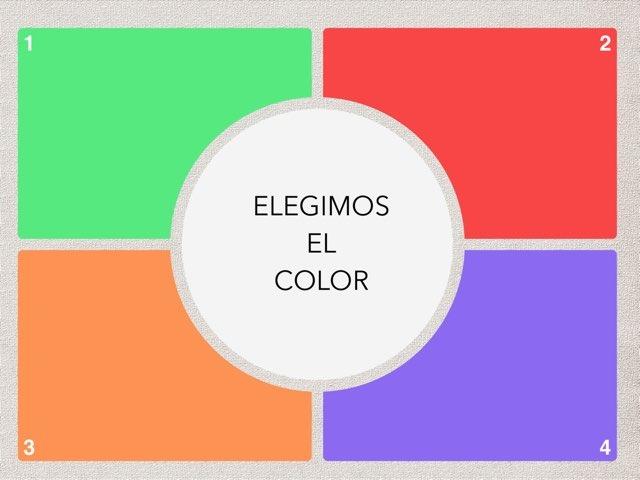 Elegimos El Color by Zoila Masaveu