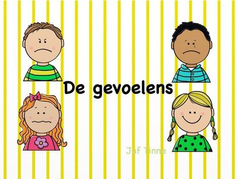 De Gevoelens by Tinne Moorkens