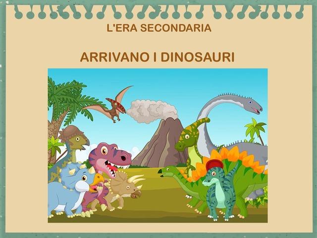 ARRIVANO I DINOSAURI  by Nichi Mongi