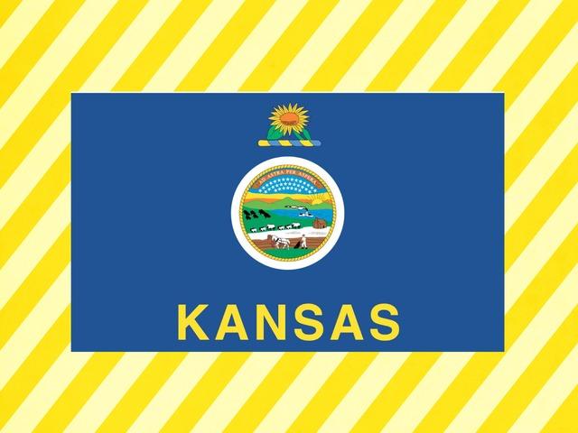 Kansas Symbols by Allyson Ottensmeier