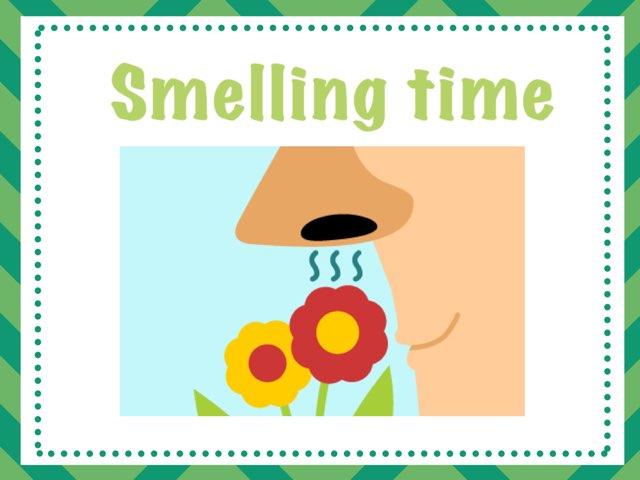 Smelling Brownies by Cristina Villalobos Slon