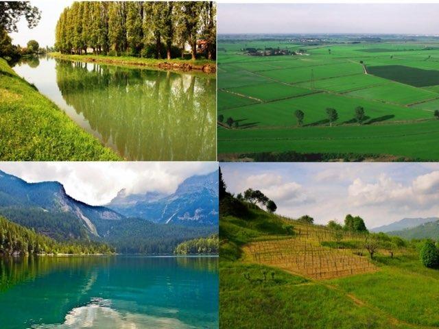 I Paesaggi Geografici by Daniela Rossi