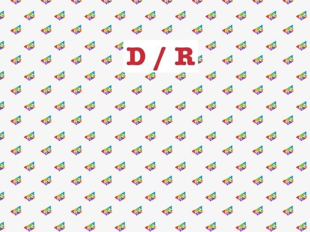 D/R by Doria peñalver