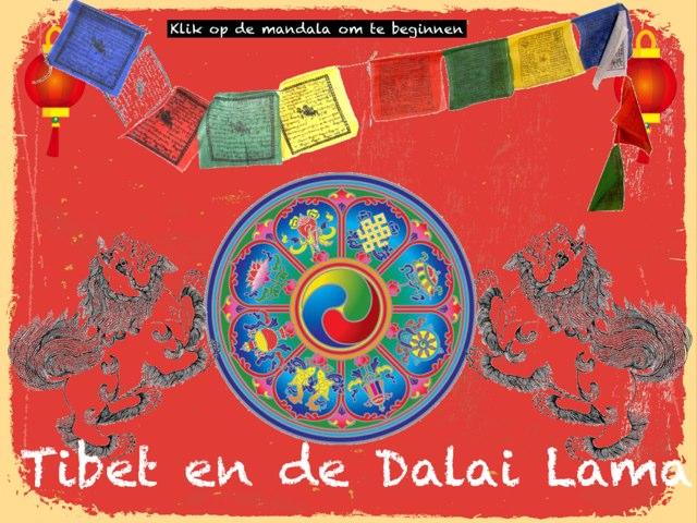 Dalai Lama & Tibet by Caspar Middeldorp