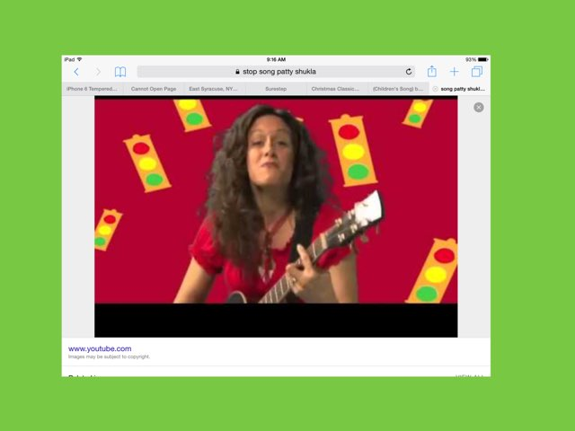 Dance Songs For Kids by Jeannine quirk