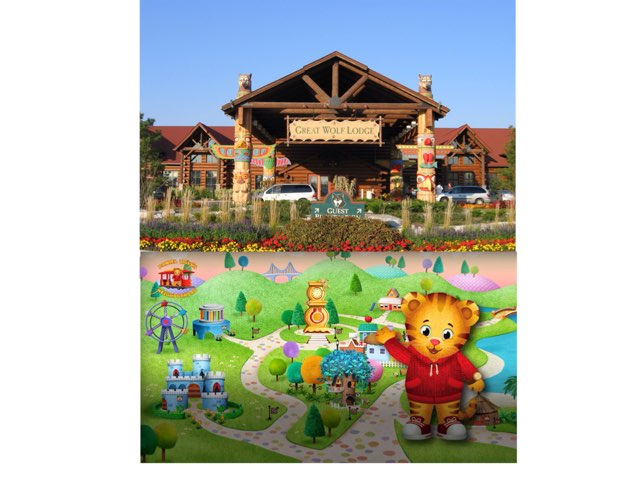 Daniel Goes To The Great Wolf Lodge by George awrahim